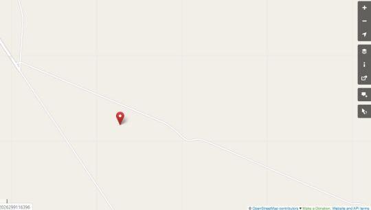 Map Mbumbulu Bush Camp in Kosi Bay  Zululand  KwaZulu Natal  South Africa