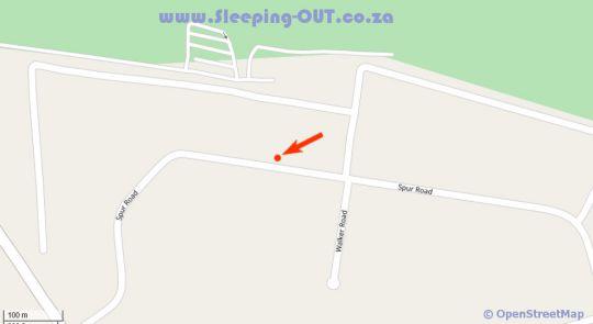 Map Kyalami Beaulieu Haven in Kyalami  Midrand  Johannesburg  Gauteng  South Africa