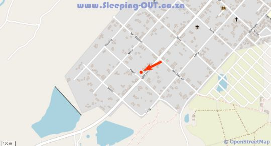 Map Easy for Dayz in McGregor  Breede River Valley  Western Cape  South Africa