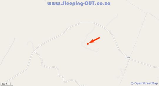 Map Talbot Trout Farm in Machadodorp  Highlands  Mpumalanga  South Africa