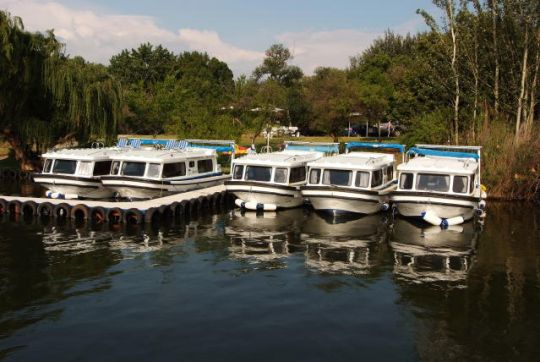 Map Old Willow No.7 Houseboat Charters in Vanderbijlpark  Sedibeng District  Gauteng  South Africa