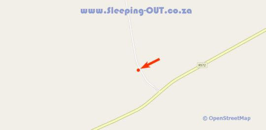 Map ZaZoe Xperience & Lodge in Swartwater  Bushveld  Limpopo  South Africa
