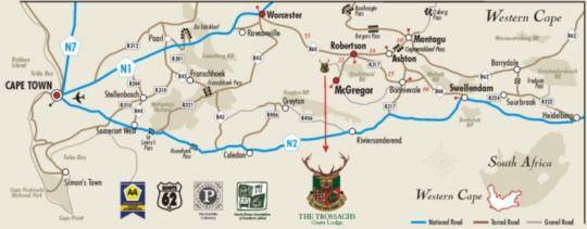 Mcgregor South Africa  City pictures : ... Mcgregor in McGregor Breede River Valley Western Cape South Africa