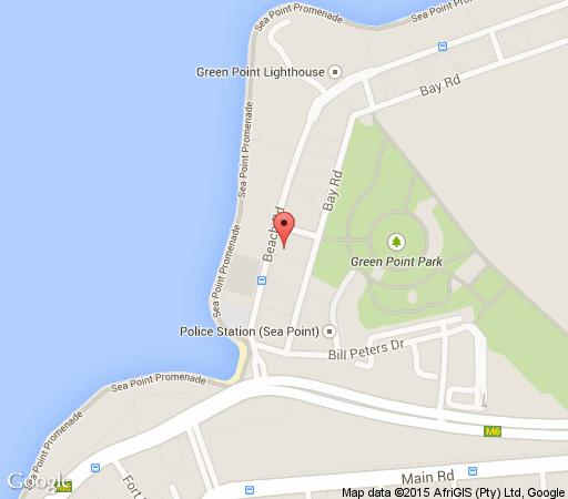 Map 501 New Cumberland in Mouille Point  Atlantic Seaboard  Cape Town  Western Cape  South Africa