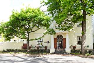 Eendracht Hotel | accommodation in Winelands.