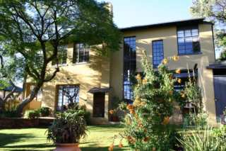 The Hillside House, Melville | accommodation in Johannesburg.