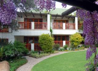 Rivonia Bed & Breakfast | accommodation in Afrique du Sud.