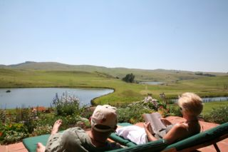 Picture Tillietudlem Game and Trout Farm in Dargle  Midlands  KwaZulu Natal  South Africa