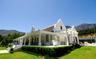 Grand D�dale Country House | accommodation in Western Cape.