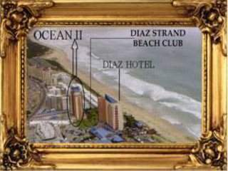 Ocean II | accommodation in Diaz Beach.