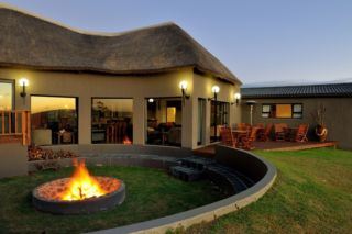 Nduna Lodge | accommodation in Cacadu.