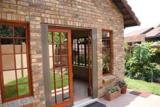 Swallowsrest Dawn Suite | accommodation in Pretoria Central.