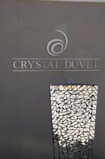 The Crystal Duvet