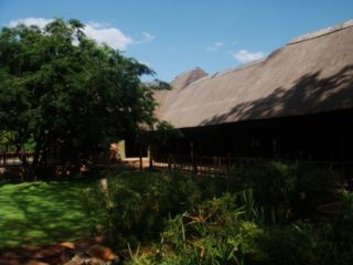Nkanga Lodge Executive Guest Lodge