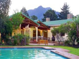 Pine Lodge Resort | accommodation in George.