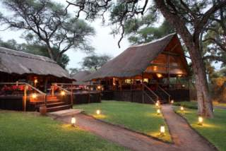 Picture Elephant Valley Lodge in Kasane  Botswana