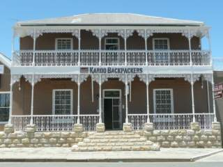 Karoo Backpackers beste prijsgarantie via deze website.