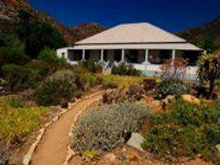 Cedar Guesthouse | accommodation in Baviaanskloof.