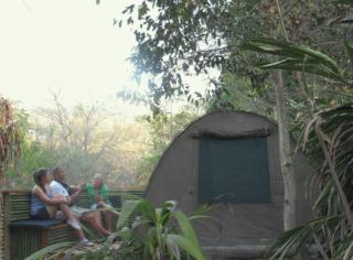 Safari Kruger Camp