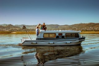 Knysna Houseboats | accommodation in Garden Route.
