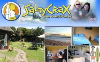 SaltyCrax Backpackers | accommodation in Cape Town.