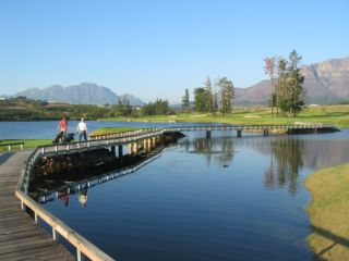 Picture Kleine Zalze Lodge in Stellenbosch  Winelands  Western Cape  South Africa