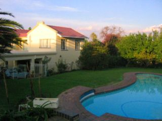 Shingalana Lodge | accommodation in Randburg.