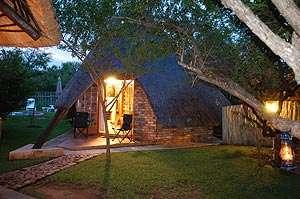 Nyati Bush Camp Safari Lodge