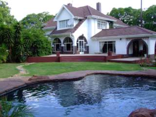 Old Wood Guesthouse | accommodation in Witbank.