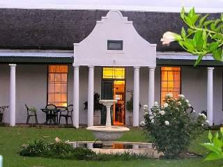 Picture Aan de Doorns Guesthouse in Worcester  Breede River Valley  Western Cape  South Africa