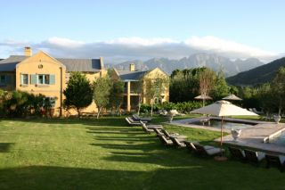 Franschhoek Country House & Villas guarantees their best price on this website.