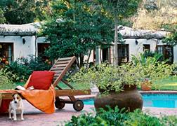 Afton Grove Country Retreat | accommodation in Noordhoek.