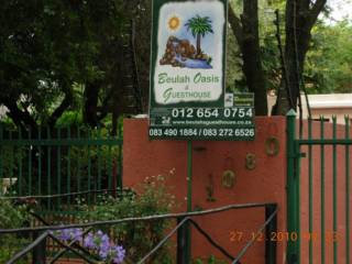 Beulah Oasis and Guesthouse | accommodation in Eldoraigne.