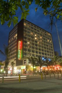 Beach Hotel | accommodation in Durban.