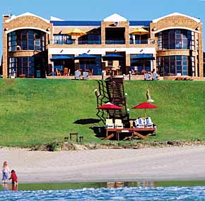 Bay Lodge on the Beach
