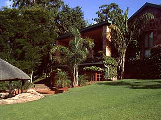 The Ultimate Guest House | accommodation in Louis Trichardt.