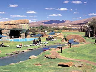 Windhoek Country Club Resort - Hotels/Accommodations - B1 Western Bypass, Windhoek, Khomas, Namibia