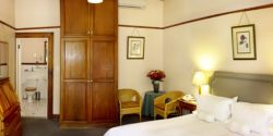 Northern Double Room at Pool Room Thumbnail Pic 1