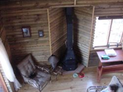 Impala Log Cabin Room Thumbnail Pic 1