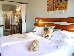 Twin bed Chalets  Room Thumbnail Pic 1