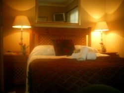 Self-catering Double Room with shower Room Thumbnail Pic 1