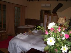 African Silhouette Honeymoon Suite Room Thumbnail Pic 1