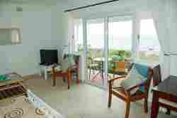 Studio with Balcony and Sea View Room Thumbnail Pic 1