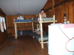 Wooden Cabin Room Thumbnail Pic 1