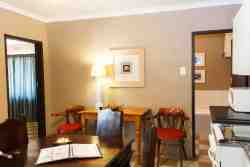 Guinea Fowl Standard 4-sleeper Cottage Room Thumbnail Pic 1
