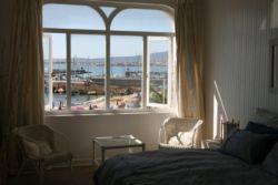 Double sea facing bedroom Room Thumbnail Pic 1