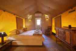 Double Luxury tented chalet  Room Thumbnail Pic 1