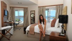 Bed and Breakfast - Luxury Sea Facing  Room Thumbnail Pic 1