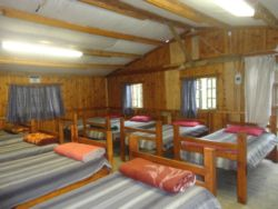 Dormitory Log Cabin Room Thumbnail Pic 1