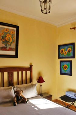 The Sunflower Room Room Thumbnail Pic 1